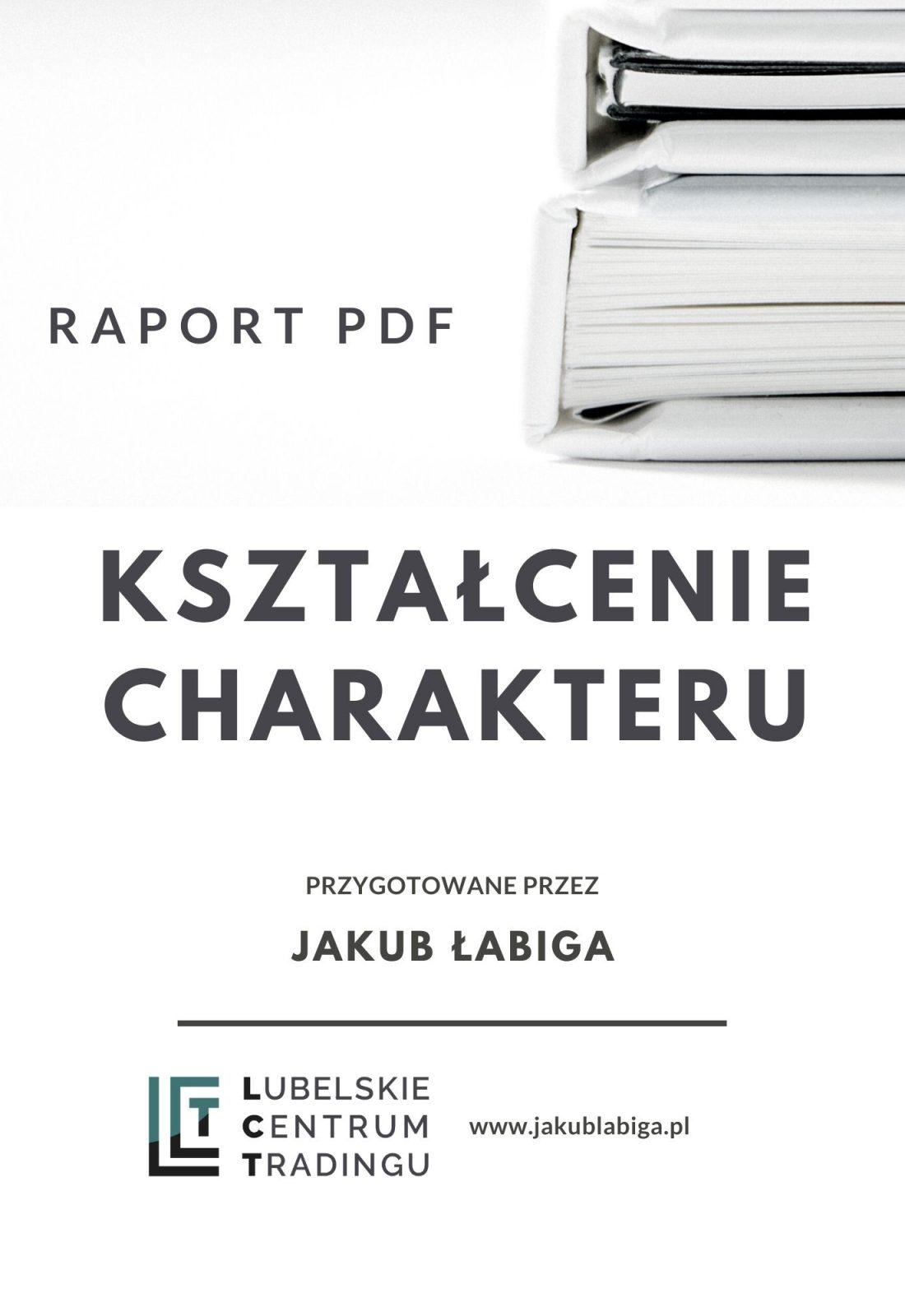 Raport Kształcenie charakteru